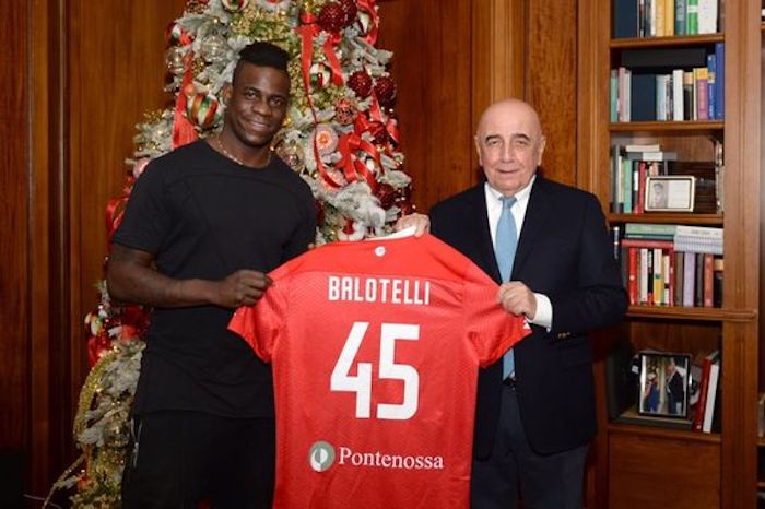 After a successful Sojourn in The Top's Division, Balotelli Joins Italian Serie B Side AC Monza