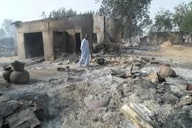 Black Saturday In Hawul Local Goovernment Area in Borno state, North East Nigeria As  Boko Haram, Attacked Again