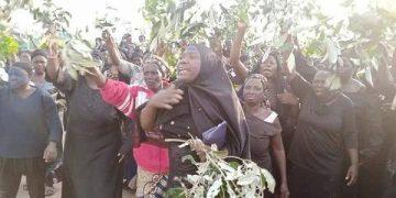 Abduction Of Katsina Students, Katsina Women Demand Immediate Release.