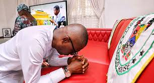 COVID-19, Governor Sanwo-Olu of Lagos State Commences Treatment.