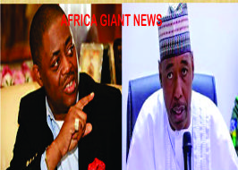 You lie- FFK Tells Borno state governor, Babagana Zulum, over his claim that some Christians are members of Boko Haram
