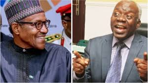 Falana another flagrant breach of the constitutions Appointments of service chiefs is inchoate because President Buhari has not forwarded their names to the national assembly –
