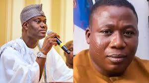 I have forgiven you-Ooni Adeyeye Ogunwusi Ojaja II, to Sunday Igboho