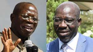 I do not have any personal issue with oshiomhole, i only dislike his style of politics. Gov Obaseki