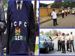 ICPC Recovers N2.3 Million From 212 FRSC Officials, Proceeds of corruption.