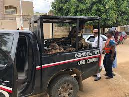 15, commercial sex workers arrested in Ibadan by NSCDC