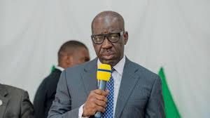 Gov. Obaseki of Edo State Advocate for the return of looted artefacts, as he play host to Germen diplomats in Benin city.