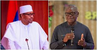 BREAKING: Governor Ortom of Benue, meet president Buhari in Aso Rock