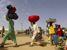 5,000 Nigerian Refugees Return From Cameroon