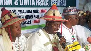 Gov. Ortom: is a thorn in Fulani flesh-Miyetti Allah