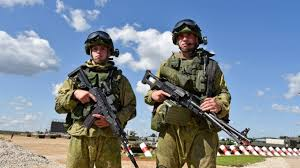 Ukraine Border-: Russia to Pull Back Troops