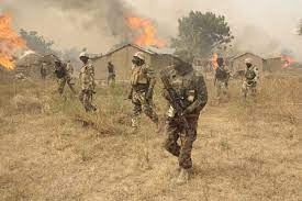 12 Top Leaders of the Islamic State of West Africa Provice (ISWAP), Killed- Nigeria Military