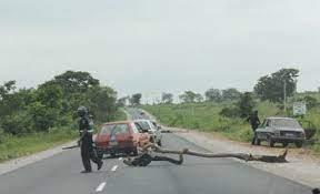Police Arrest Traveller With Human Head In Kwara
