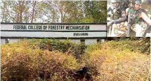 27 kidnapped Kaduna college students of Federal College of Forestry Mechanisation, Afaka, Kaduna freed