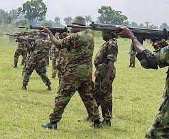 ARMY CONFIRMS ARREST OF SUSPECTED BOKO HARAM MEMBERS IN KANO