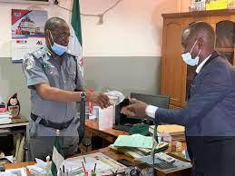 Turkey-bound Nigerian man arrested with 54 ATM cards