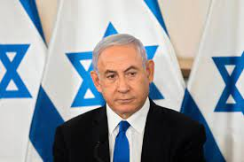 Israel's Netanyahu 'Determined' to Continue Gaza Offensive