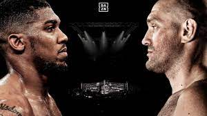 Tyson Fury and Anthony Joshua call each other names as their undisputed clash crumbles