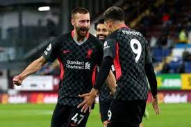 Liverpool Move into Top Four with Burnley Win