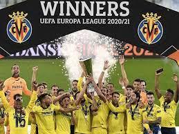 Villarreal Win's Europa League, Beat Manchester United