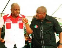 if Amaechi names one federal project he brought to Rivers since 2015,I will resign my position as a governor- says Wike