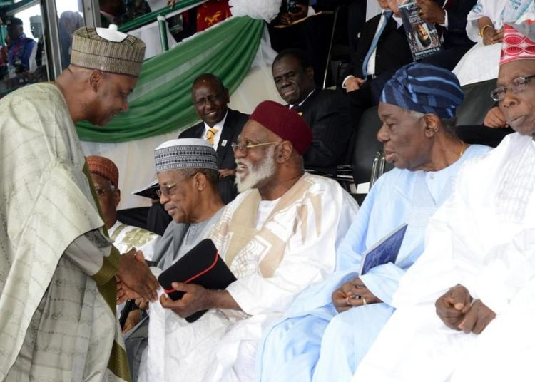 Former Leaders Obasanjo, Abdulsalami, Others Meet Thursday to Douse Tension