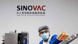 China's Sinovac COVID-19 Vaccine Approves  By WHO