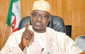 Senate honour's Ahmed Gulak with a minute silence at the plenary