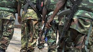 customs officer is shot dead by, army officer at Seme Boarder