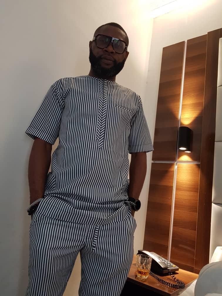 The Personality Of The Week Mr. AGBOTAEN IDAHOSA