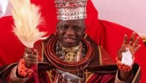 Ogiame Ikenwoli, the Olu of Warri Passed On