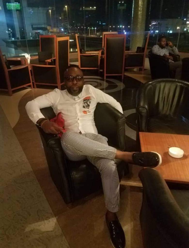 Osasu Gbuobadia, a Man of Elegance and Style, HAPPY BIRTHDAY