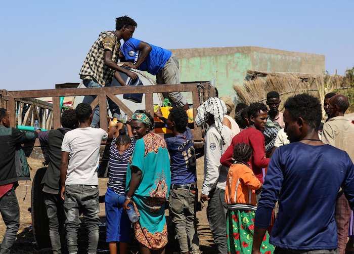 Ethiopia Government Sends Food Supplies to Tigray's Capital