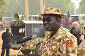 Only The Very Best Will be Recruited- says Buratai