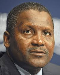 Africa's richest man,  losses $900 million in just 24 hours