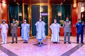 Insecurity: Nigeria in 'state of emergency', Buhari to new  service chiefs