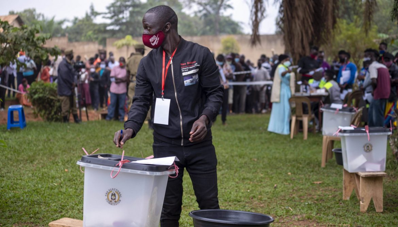 Uganda decide- 2021
