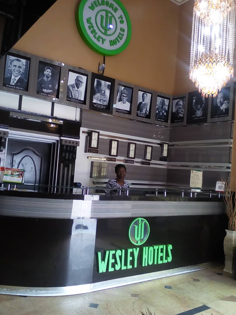 WESLEY HOTELS-Home away from Home