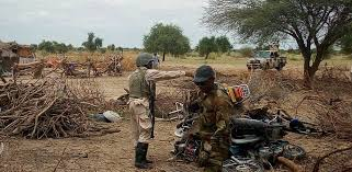 Nigerian troops are decimating  Boko Haram in Timbuktu, rescue a lot of captives