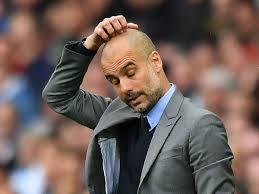 EPL: Man United defeats Man City at Etihad Guardiola reacts