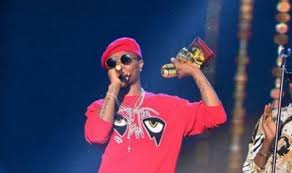 Wizkid ride's on the back of Beyonce to wins first Grammy award.