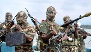 Gunmen in Ebonyi state Attack a Bank,  kill police officer, cart away cash