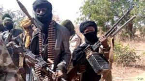 military camp set ablaze in Niger by Bandits.