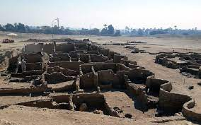 A Remarkable Achievement As Archaeologists in Egypt Discover Lost Egyptian City Dating Back 3,000 Years