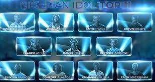 Nigerian Idol: Final 11 Contestants Emerge, Set For Sunday