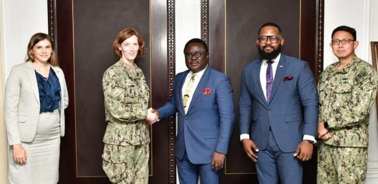 Fighting Insurgency: Gov. Ayade solicits US support to stabilize Nigeria