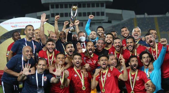 Egypt's Al Ahly Beat Kaizer Chiefs 3-0 to Win Record Tenth African Crown