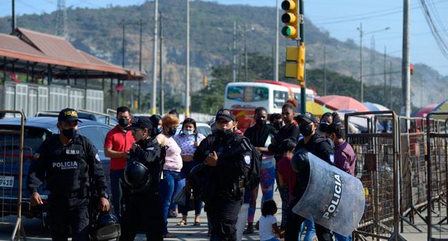 21 Inmates Dead In Ecuador Prison Riots