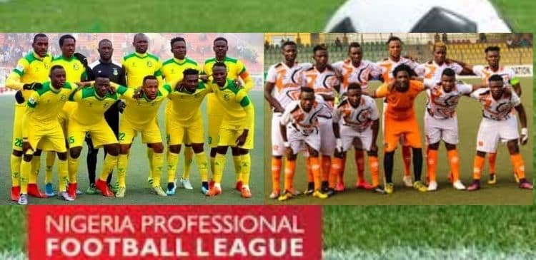 Nigeria Professional Football League 2020/2021, match day thirty-three preview