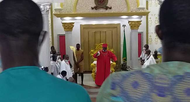 Benin Royal Museum Is Rightful Place For Return Of Stolen Artefacts – Oba of Benin